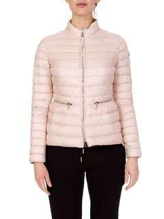 100% AUTHENTIC MONCLER AGATE PINK