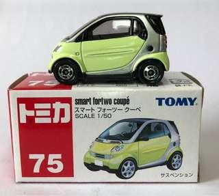 Tomica 75 Smart Car