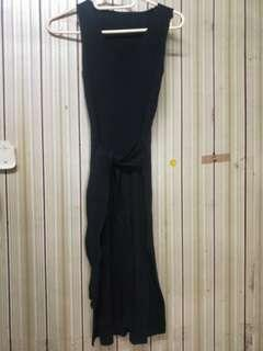 🚚 針織開衩洋裝