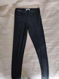Miss Selfridges faux leather leggings /仿皮緊身褲