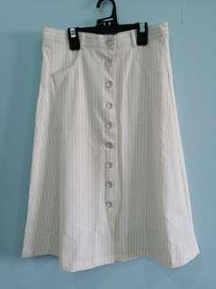 🚚 Vintage midi skirt