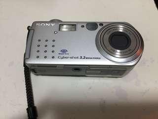 Sony cybershot 相機