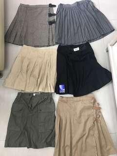 Beams vintage mercibeaucoup skirts