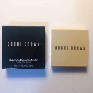 BOBBI BROWN Nude Finish Illuminating Powder Shade Porcelain