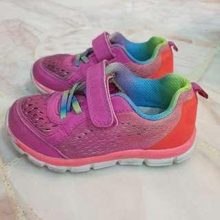Dr Kong girl sport shoes pink orange #EndgameYourExcess