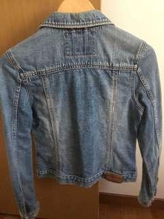 Hard Rock Cafe Denim Jacket