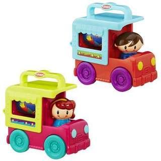 Playskool ride n roll truck