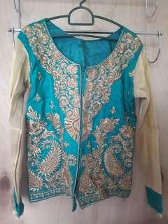 Bollywood theme dress