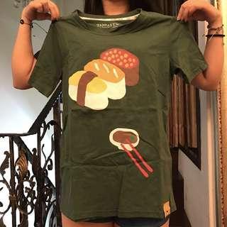 🚚 壽司大圖短袖T恤