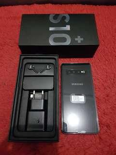 Samsung Galaxy S10+ Prism Black 128GB