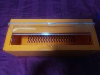 CD storage box or can be used to store other items