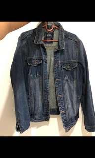 Pullandbear jacket jeans original