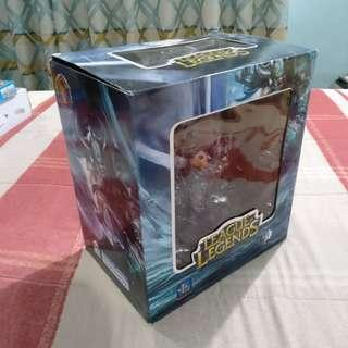 "Legit Brand New With Box League Of Legends Tryndamere 8"" Toy Figure"