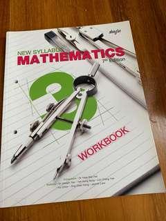 🚚 New Syllabus Mathematics 7th Edition Math Workbook