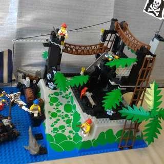 Lego 6273 海盜城堡