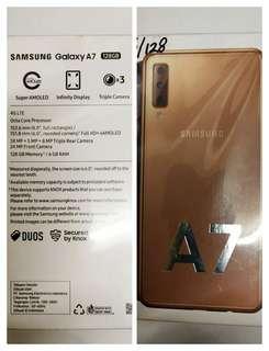 Samsung A7 garansi resmi samsung