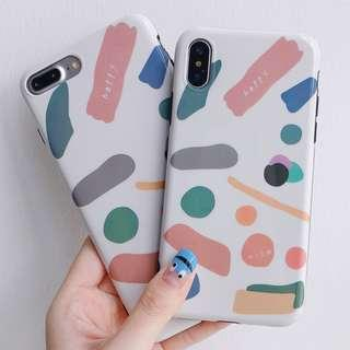 🚚 Happy Colours Phonecase