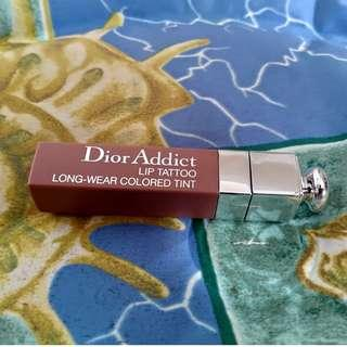 dior addict lip glow 421 二手商品 915含運 (限寄郵局普通掛號)