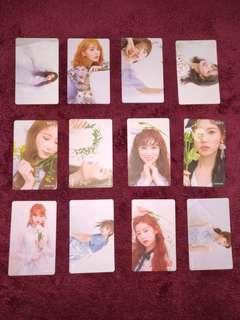IZ*ONE HEART*IZ KIHNO PHOTOCARD