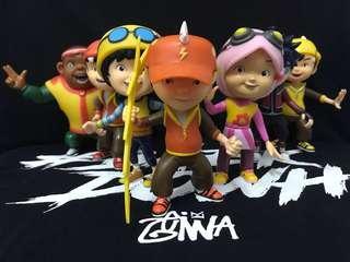 Gaia Toys Animonsta Boboiboy Figure