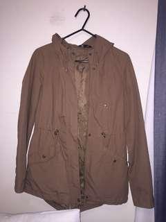 Tan jacket