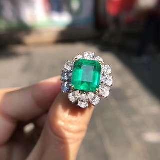 綠寶石戒指emerald