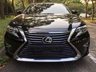 2017 Lexus ES 200 2016/11月出廠  2017年領牌