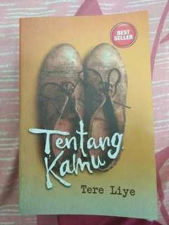 Tentang Kamu (novel by Tere Liye, original)