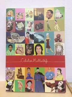 Catatan Matluthfi & Momen Matluthfi