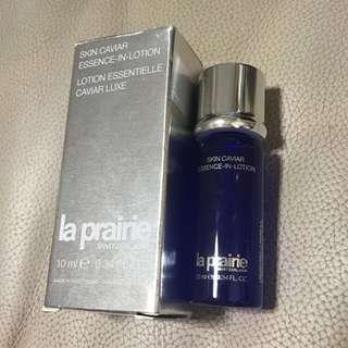 La prairie essence in lotion 魚子精華水