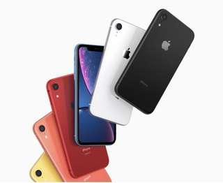 Buying WTB want to buy iPhone XR 64gb 128gb 256gb all color