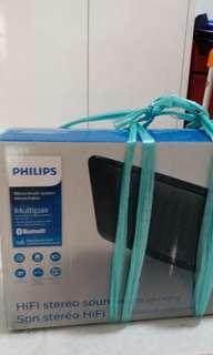 Philips music system microchaine