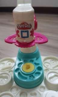 Play-Doh培樂多黏土冰淇淋製造機