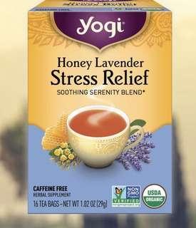 🚚 Organic Stress Relief Tea