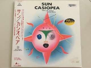 Casiopea - Sun (LP/VINYL/RECORDS)