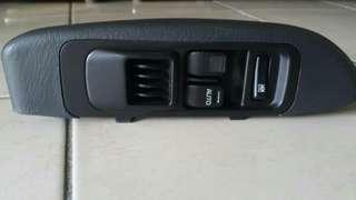 Perodua Kenari power window main switch , driver side