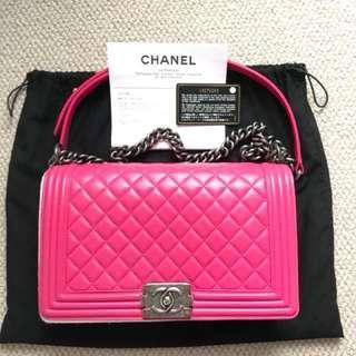 #limited time sale#chanel  le boy bag