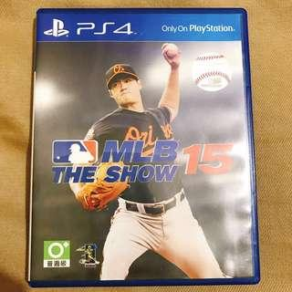 🚚 PS4 MLB The Show15