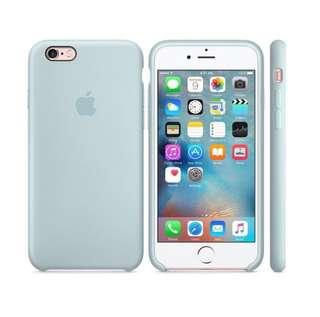 silicone apple case Iphone 6+
