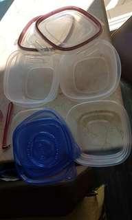 Excess Food Storage - Rubbermaid & Glad Bundle