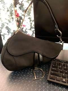 Pre-love Christian Dior Saddle handbag