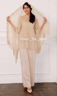 AMR The Label - Grey (500K) Atasan+Celana