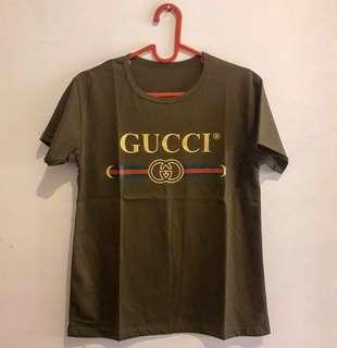 Kaos Gucci Army