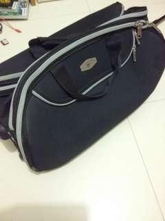 🚚 US polo travel luggage