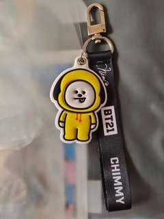 【WTS】BT21 Official Chimmy Keychain