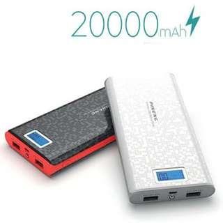 powerbank 20000mah