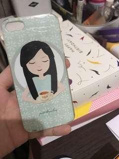 case iphone 5 5s wanita lucu