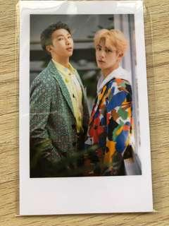 Namjin lomo card