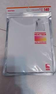 Uniqlo HEATTECH 童裝底衫 140