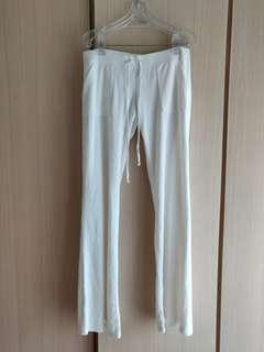 Juicy Couture White Pocket Pants